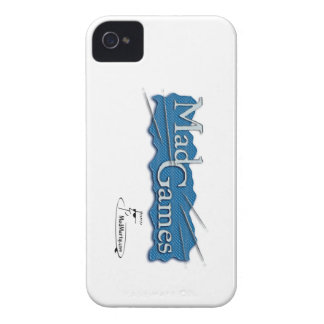 Mad Marty Mad Games Blackberry Case