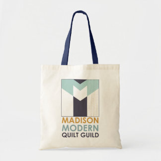 Mad Mod Quilt Guild Tote
