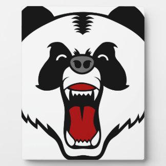 mad panda bear.png plaque