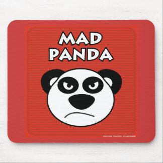 Mad Panda Mouse Pad