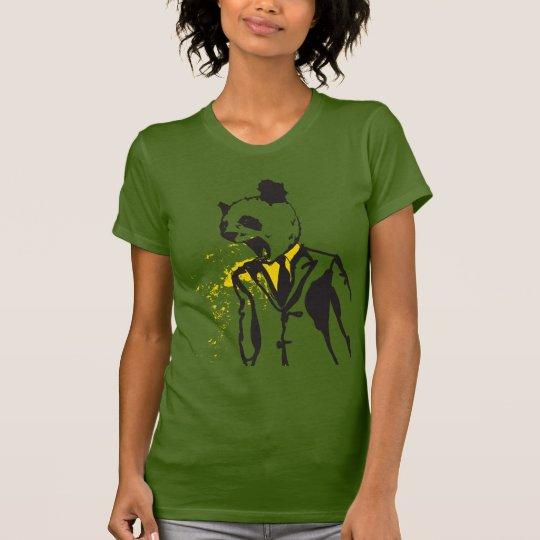 Mad Panda Yellow T-Shirt
