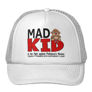 Mad Parkinsons Disease Cap