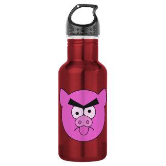 Mad Pig - choose color 532 Ml Water Bottle
