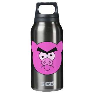 Mad Pig - choose color Insulated Water Bottle