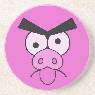 Mad Pig coaster
