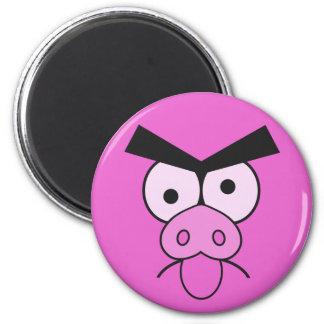 Mad Pig magnet