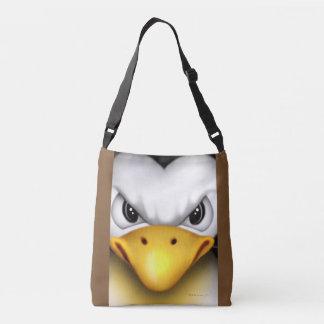 MAD PINGOUIN  All-Over-Print Cross Body Bag MEDIUM