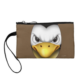 MAD PINGOUIN Key Coin Clutch