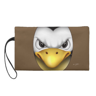 MAD PINGOUIN  Wristlet Bag