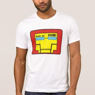 MAD Robot - 10 T-shirts