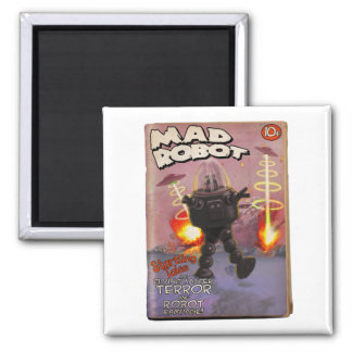 Mad Robot Pulp Cover Magnet