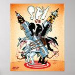 MAD's Spy vs. Spy Poster