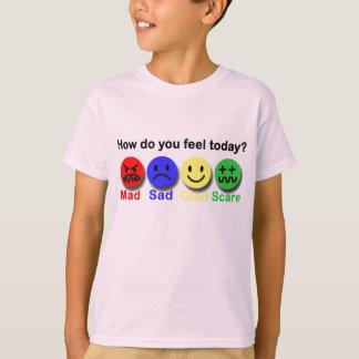 Mad,Sad,Glad & Scare Tshirt