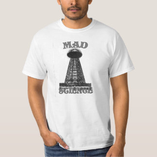 Mad Science Top Tshirts