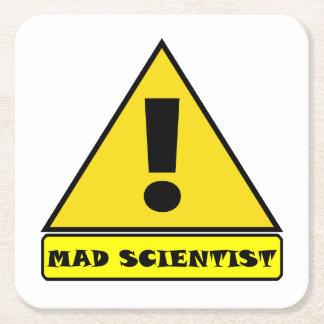 Mad Scientist Coaster