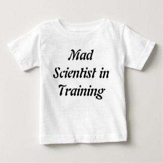 Mad Scientist in Training Childrens Tshirt Geek Jr