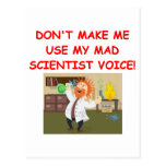 mad scientist joke