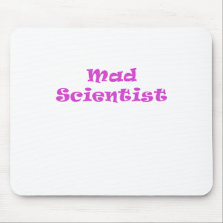 Mad Scientist Mousepads