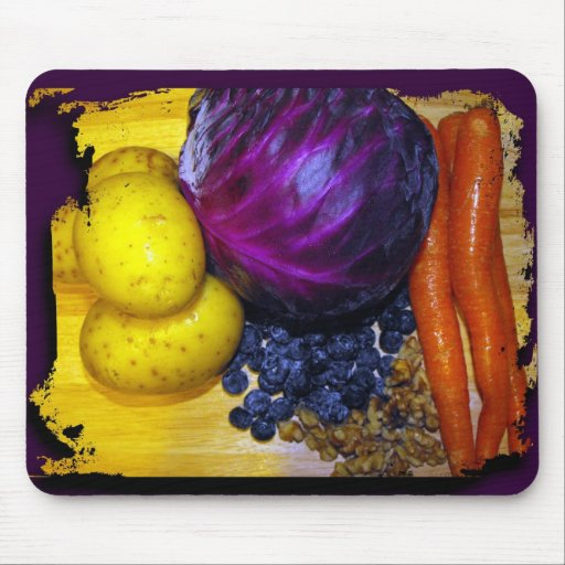 Mad-Scientist of Cooking Mousepad