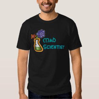 mad_scientist t-shirts