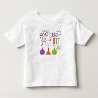 Mad Scientist Toddler Toddler T-Shirt
