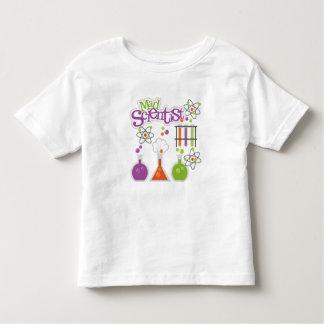 Mad Scientist Toddler Tee Shirt