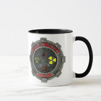 Mad Scientist Union Coffee Mug