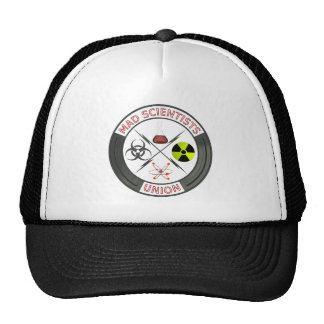 Mad Scientist Union Logo Cap