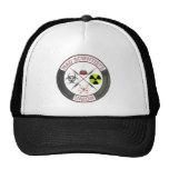 Mad Scientist Union Logo Mesh Hat