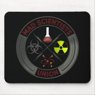Mad Scientist Union Mouse Mat