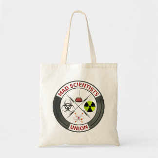 Mad Scientist Union Tote Bag
