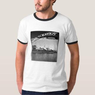 Mad Scientists International-Winan Cigar Ship T-Shirt