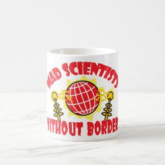 Mad Scientists Without Borders Basic White Mug