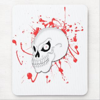 Mad Skull Mousepad