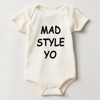 Mad Style YO Bodysuit