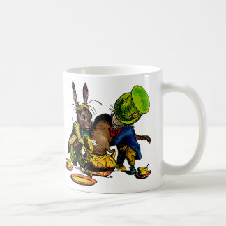 Mad Teaparty Coffee Mugs