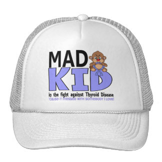 Mad Thyroid Disease Cap