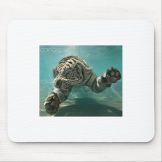 Mad Tigar Mouse Pad
