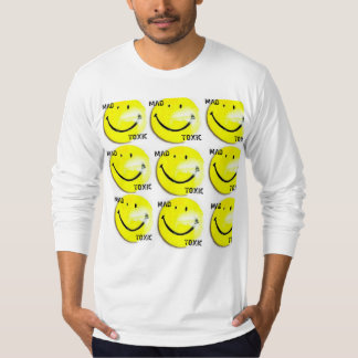 Mad Toxic Smiley Hoodie