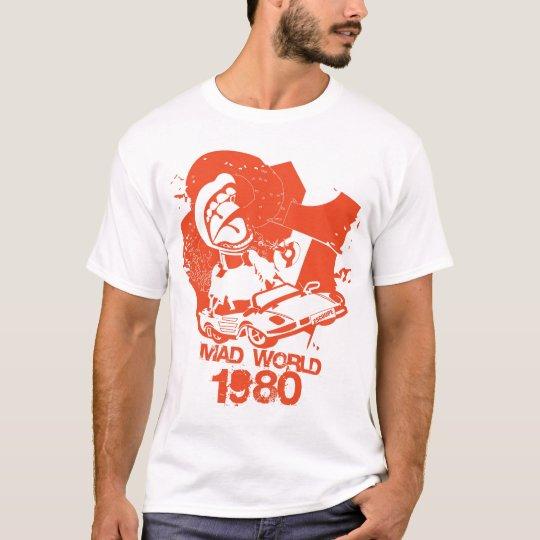 Mad World 1980 Cartoon T-Shirt