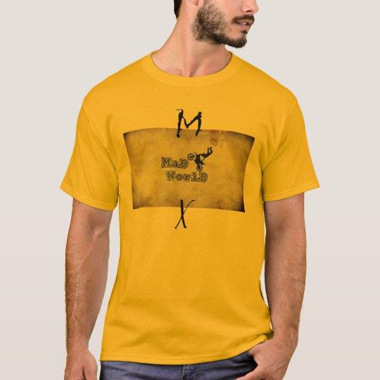 MAD WORLD M X. T-Shirt