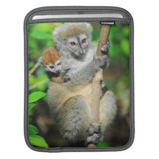 Madagascar, Andasibe, Ile Aux Lemuriens, Mother iPad Sleeve