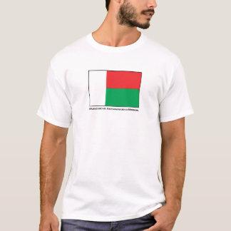 Madagascar Antananarivo LDS Mission T-Shirt