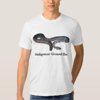 Madagascar Basic American Apparel T-Shirt