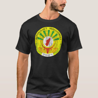 Madagascar Coat Of Arms T-Shirt