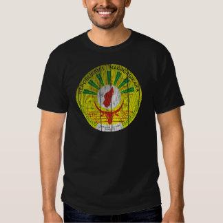 Madagascar Coat Of Arms T Shirt