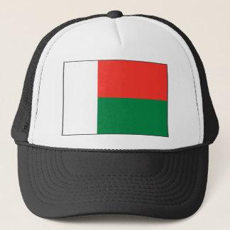 Madagascar Flag Hat