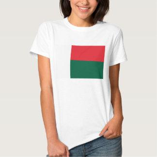 Madagascar Flag T- Shirt T-shirt