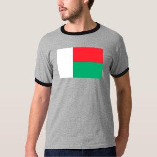 Madagascar Flag Tee Shirt