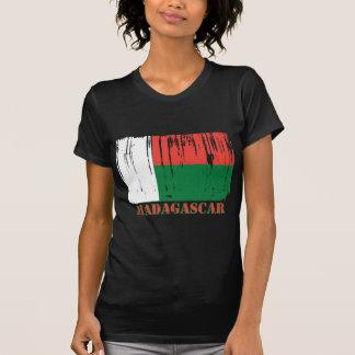 Madagascar Flag T Shirts